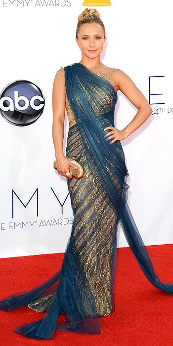2012 Emmy Awards Red Carpet Part 2 The Democracy Diva